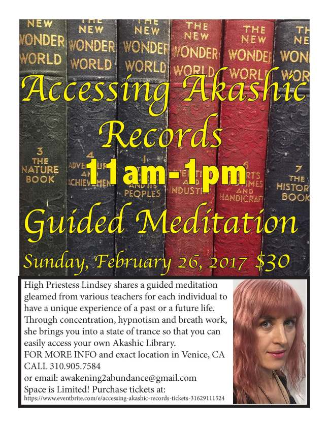accessing-akashic-records-flyer
